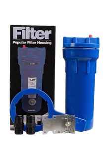 "Genuine LIFF NP1 10"" Water Filter Housing Kit For Best Water"