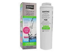 Genuine Maytag Fridge Water Filter UKF80001AXX for Side By side Refrigerator