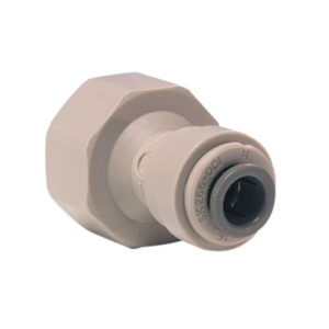 John Guest Connector 5/16 PF x 5/8 BSP Female Thread Converter