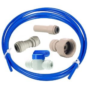 Aqualogis Water Filter Set (Kit-7) For Whirlpool Hotpoint Ariston Refrigerators