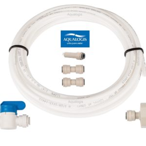 Aqualogis Fridge Connection Set 6A For Whirlpool Ariston Hotpoint Amana Refrigerators