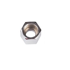 The compression Nut for 1/4″ Tube connecting to the fridge output location