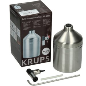 Krups XS600010 XS6000 Auto Cappuccino Milk Frothing System for Krups Fully Automatic Machine