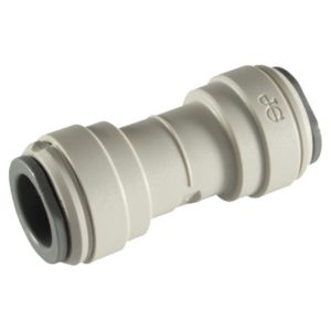 John Guest 3/8″ PF  Equal Straight Connector PI0412S